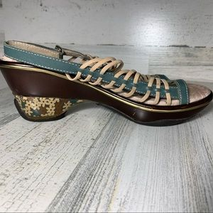 Jambu Shoes - Jambu Sport Design Wedge Sandal